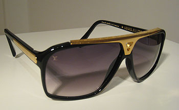 the louis vuitton evidence noir sunglasses