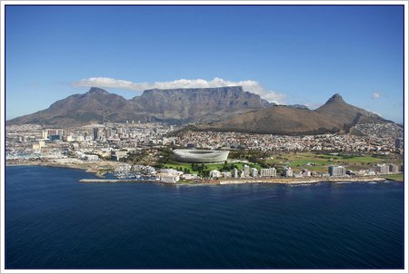 Table Mountain - credit CTT