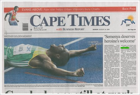 Today - Cape Times