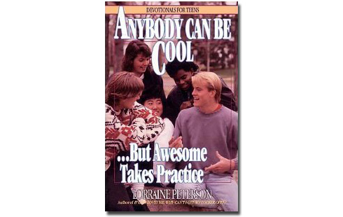 anybody can be cool but awesome takes practice