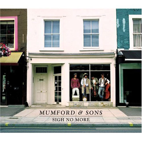 Album Review: 'Sigh No More' By Mumford & Sons