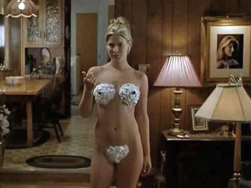 "... to say about Varsity Blues is ""Ali Larter"" and ""whipped cream bikini""."