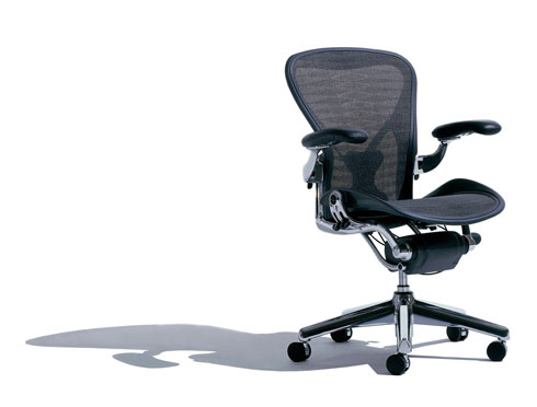 the herman miller aeron chair let s have that chat