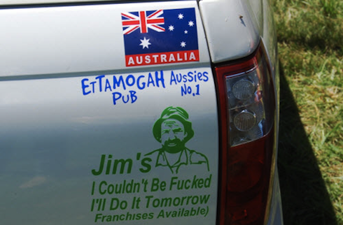 Car Stickers Australia