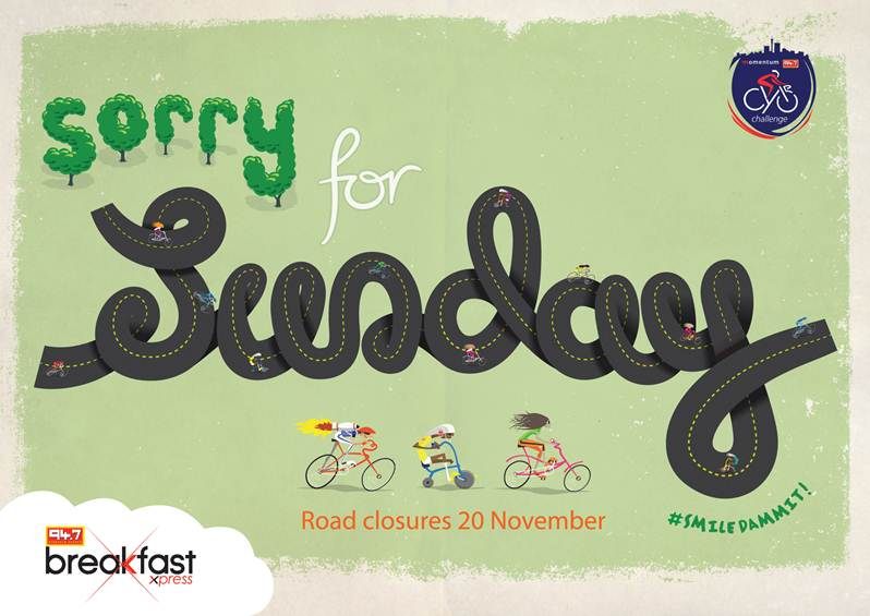 Sorry for Sunday