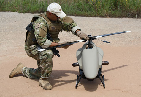 The USA Is On Brink Of Armed Police Drones 2oceansvibe