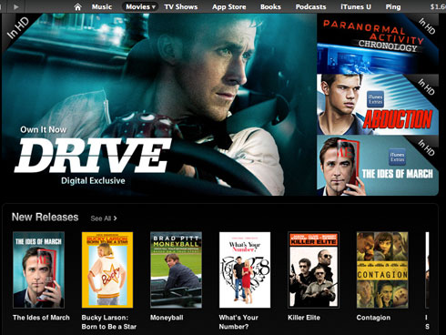 Get A US iTunes Account – All The Latest Movies, TV Series