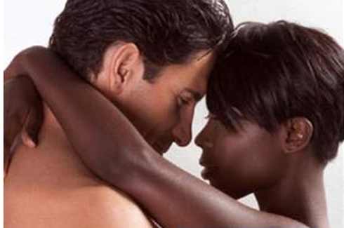Sexy Black Women And White Men