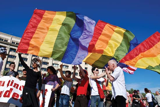 ... the party already it would be one of the gay rights movement's biggest ...