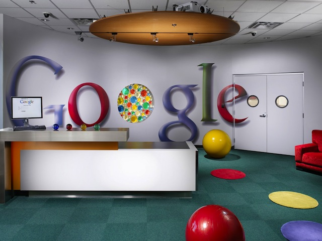 google-corporate-office
