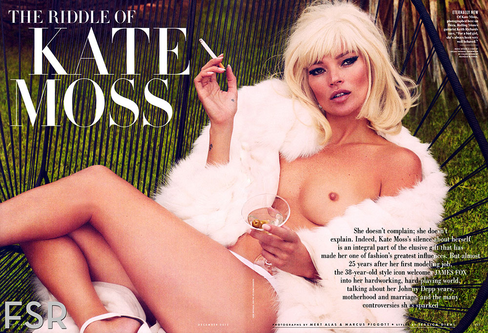 Playboy USA – January/February 2012
