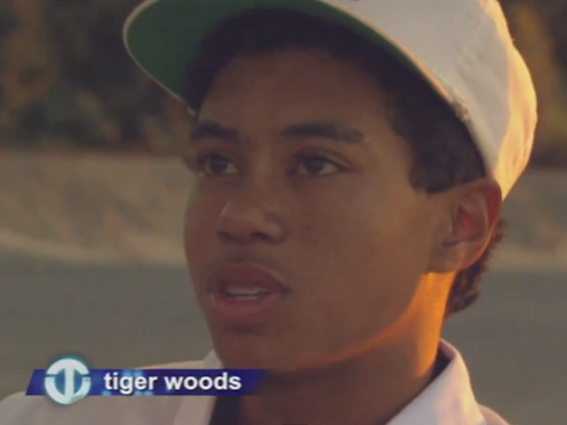 14-Year-Old Tiger Woods Predicted He Would Be The Michael Jordan Of