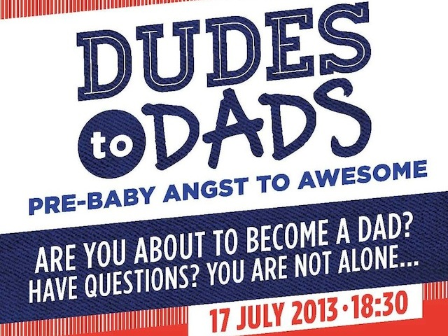 INVITATION- Dudes to Dads