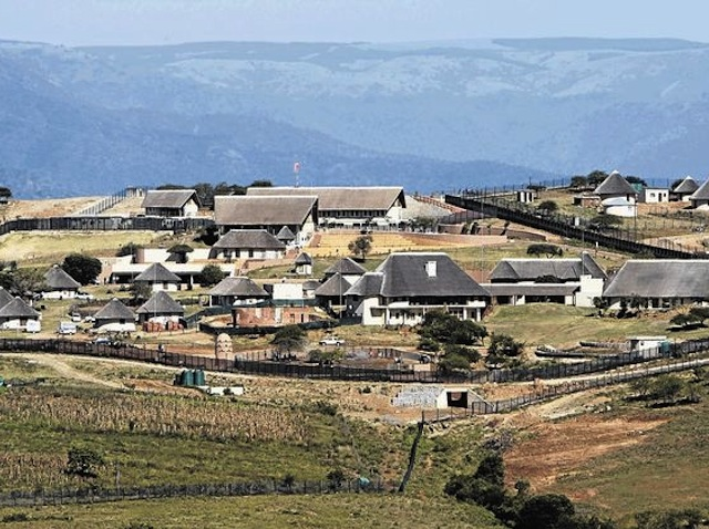 nkandla-homestead