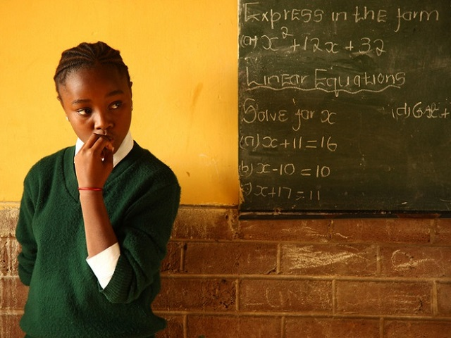 Black-South-African-Secondary-School-Student-in-Classroom