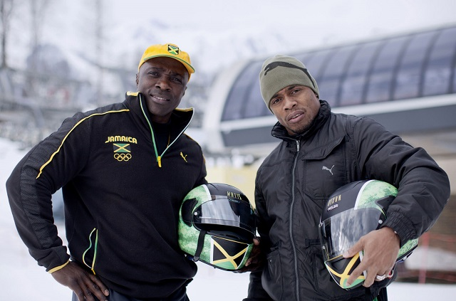 Team Jamaica 2014 Winter Games, Photo Credit Michael Rathmayr_lowres