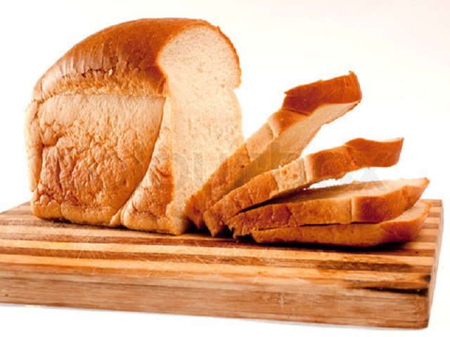 fresh wheat bread