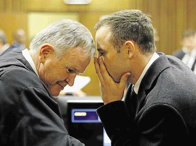 Barry+Roux+and+Oscar+Pistorius