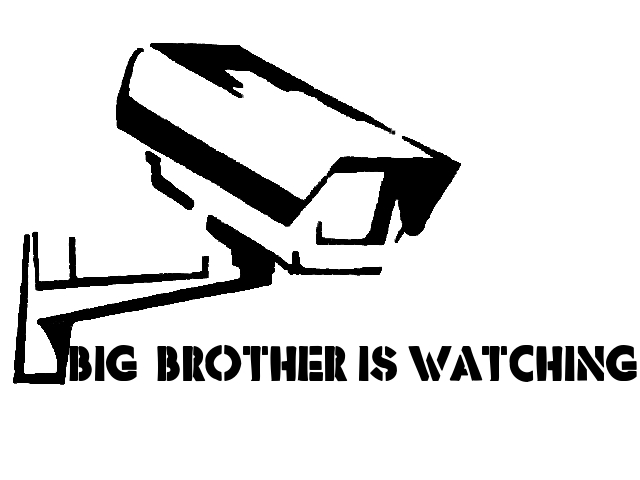 Big_Brother_is_Watching_by_GraffitiWatcher