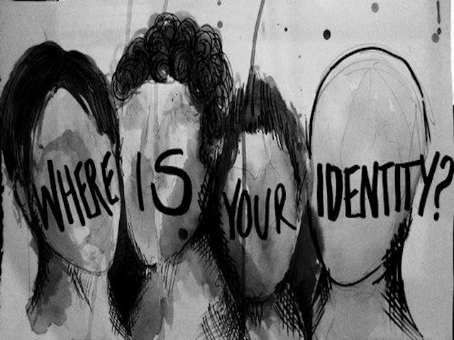Where is your identity