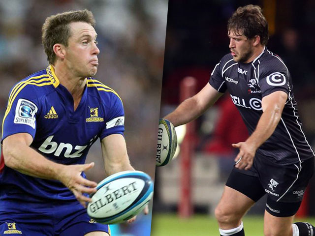 Highlanders Sharks