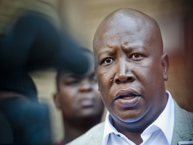 Julius Malema in Court for Outstanding Tax