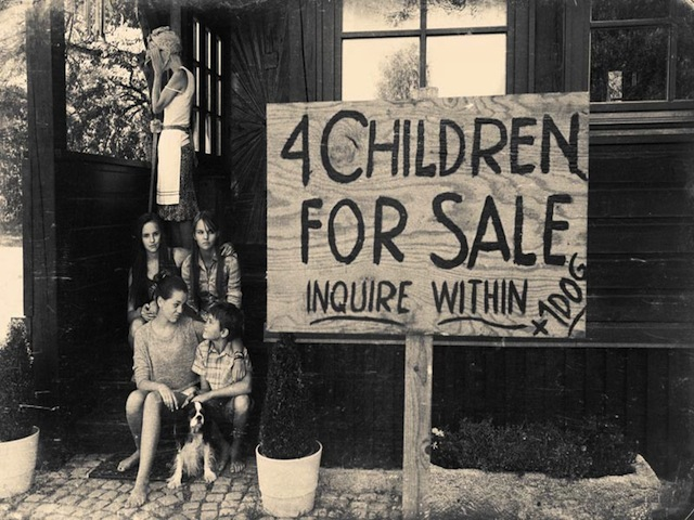 4-children-for-sale-famous-historical-black-white-storytelling-photograph-1pza7ml
