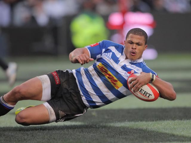 Absa Currie Cup final: The Sharks v DHL Western Province in Durban, South Africa