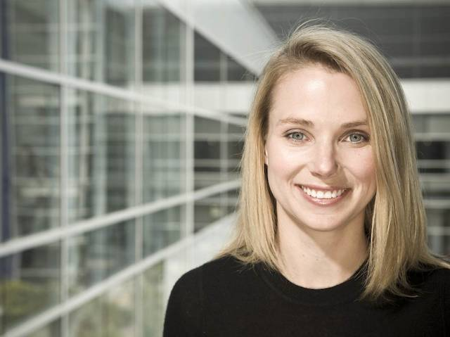 Google's Marissa Mayer Named Yahoo CEO