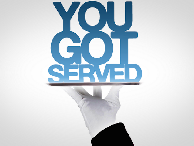 You Got Served Graphic