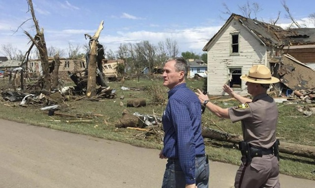 Tornado Claims Two Lives In Texas Town Of Van