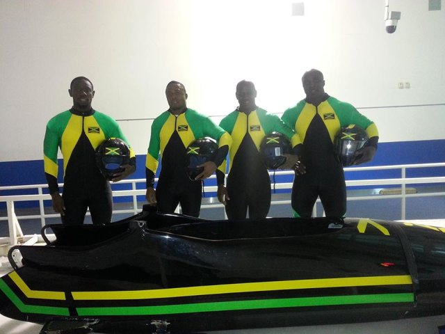 Jamaican Bobsled Team 2oceansvibe News South African And International News