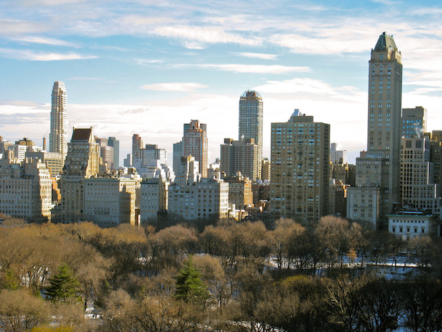 New York City - Central Park and Upper East Side
