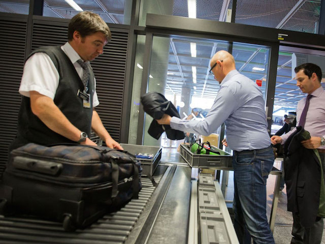 Germany US Airport Security