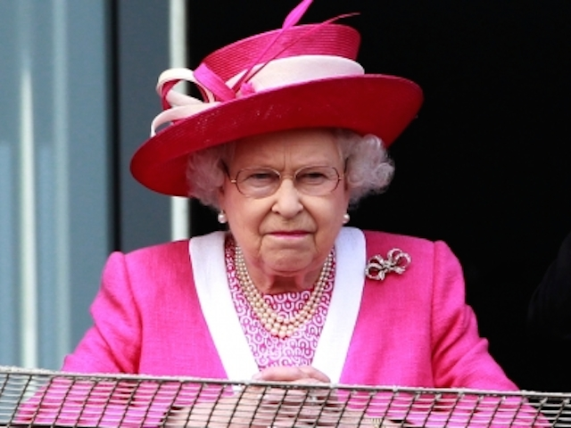 The Queen not amused (reuters)www