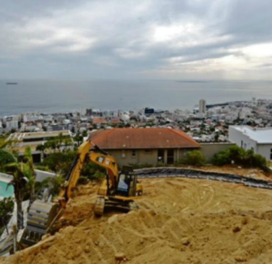 Let S Chat About Cyril Ramaphosa S Mansion He S Building In Fresnaye 2oceansvibe News South African And International News