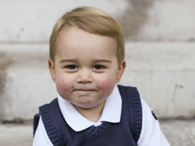 Christmas Photographs Of Prince George