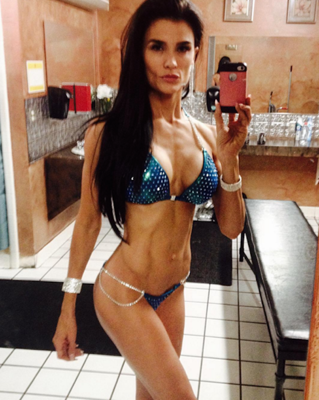 4cf4cb79ac9c3 Parents Freak Out As Teacher Is Found To Be A Bikini Model [Images ...