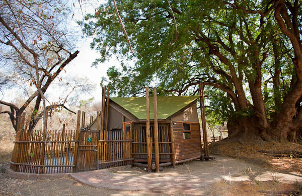 Limpopo Forest Camp Mapungubwe National Park SANParks