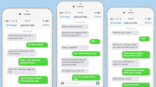 troll your friends with the bieber bomb sms tool
