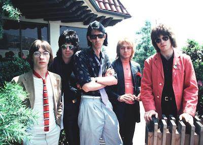 The Cars 1978 Greg Hawkes, David Robinson, Ric Ocasek Benjamin Orr and Elliot Easton (Photo by Chris Walter/WireImage)