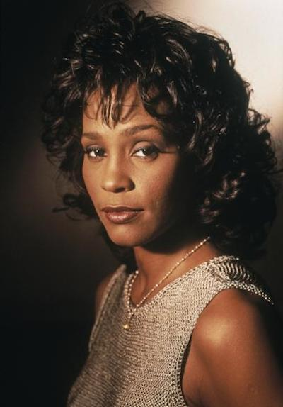 American singer and actress Whitney Houston (1963 - 2012) in a publicity still for the film 'Waiting to Exhale', 1995. (Photo by 20th Century Fox/Getty Images)