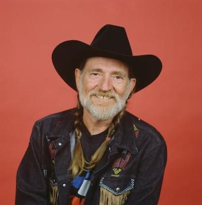 Portrait of Willie Nelson. Image dated 1986. Copyright ©1986 CBS Broadcasting Inc. All Rights Reserved. Credit: CBS Photo Archive.