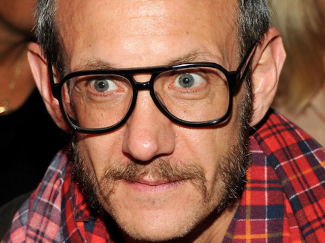 NEW YORK, NY - SEPTEMBER 10:  Photographer Terry Richardson attends the Rodarte fashion show during Mercedes-Benz Fashion Week Spring 2014 on September 10, 2013 in New York City.  (Photo by Ben Gabbe/Getty Images)