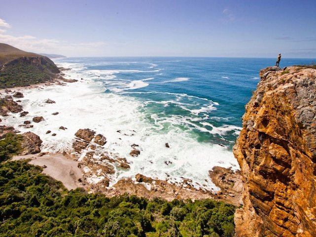Tsitsikamma - Garden Route National Park - Western Cape - South