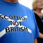 The gap between the yes and no camps for Scotland independence has narrowed down.