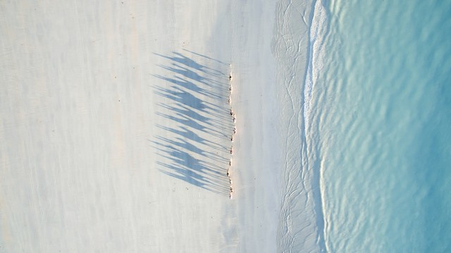 2nd Prize Winner – Category Travel: Cable Beach by Todd Kennedy