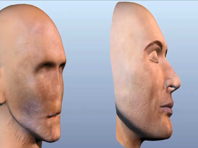 Face transplant animation thumbnail