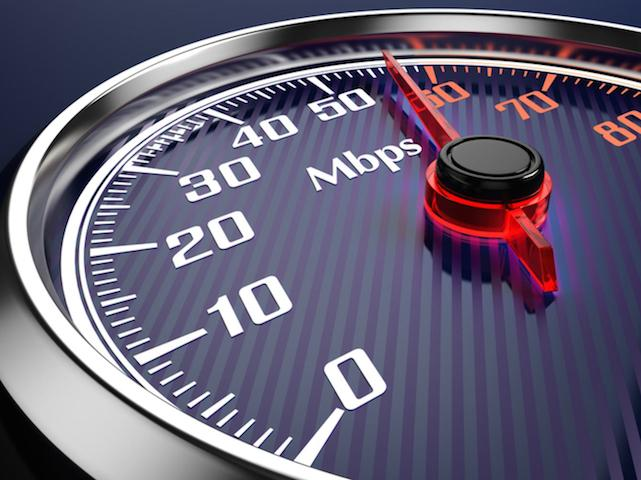 Broadband-speeds