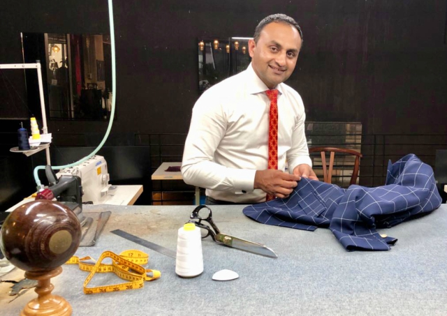 tailors in Cape Town